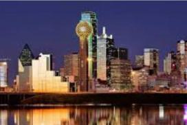The Dallas Texas Metroplex