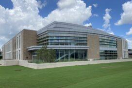 Enzolytics Texas A&M Lab Building